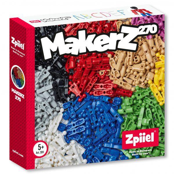 הרכבות 270 חלקים (9 צבעים)
