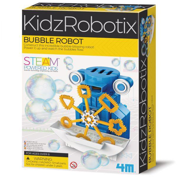 רובוט בועות