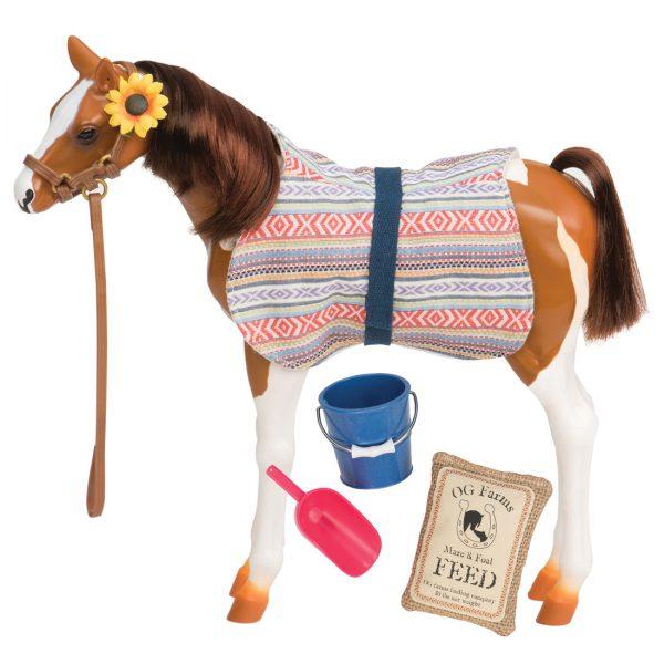 סייח פינטו - Pinto Paso Fino Foal לבובת Our Generation