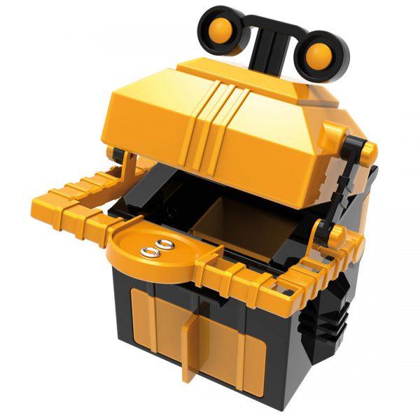 רובוט קופת חיסכון